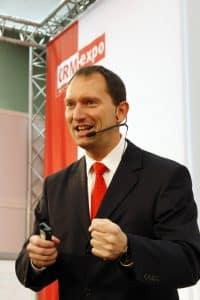 CRM Expo Marco Schmäh